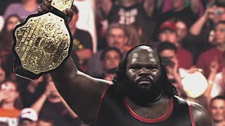 Mark Henry joins the WWE Hall of Fame Class of 2018