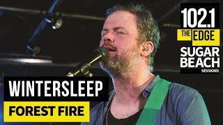 Wintersleep - Forest Fire (Live at the Edge)