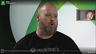 Microsoft's Aaron Greenberg Tries His Comedic Skills At Gamescom