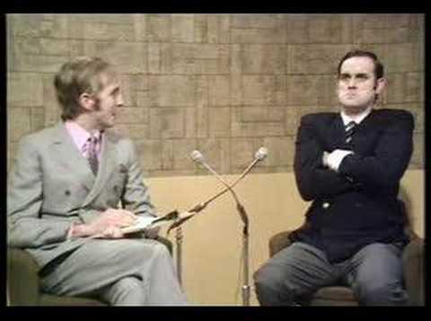 Monty Python - Literary Football