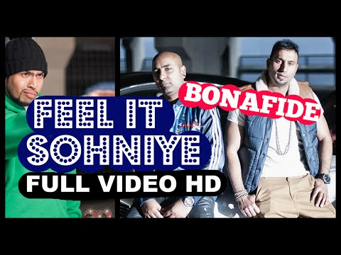 BONAFIDE (Maz & Ziggy) - Feel It Sohniye ft HUMZA (Diary of a Bad Man 2.6)