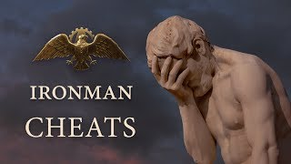How to Cheat on Ironman in Imperator