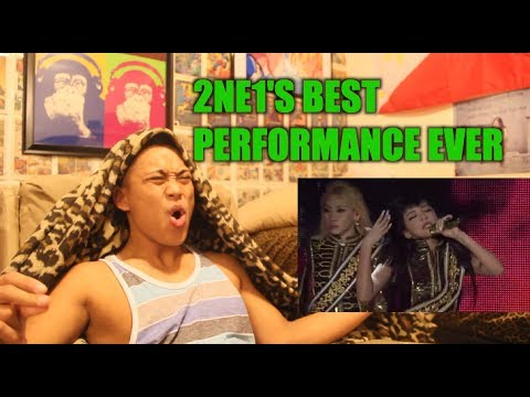 2ne1 Crush Live Reaction & Cl Proposal video