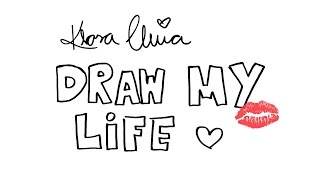 DRAW MY LIFE ♡ Klara Elvira