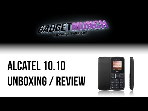Alcatel 10.10 Review / Unboxing - Orange PAYG 99p