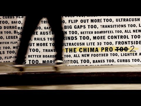 Chima Ferguson - On His Vans Chima Pro 2
