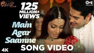 Main Agar Saamne Song Video - Raaz   Dino Moreo & Bipasha Basu   Abhijeet & Alka Yagnik