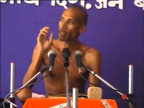 Uttam Tap - Daslakshan Dharma Pravachan By Munishri Kshamasagar Ji video