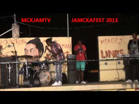 Jamaica Jamckafest 2013 Canada Day reggae concert and festival in Yallahs St, Thomas