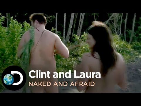 Naked And Afraid - Clint And Laura video