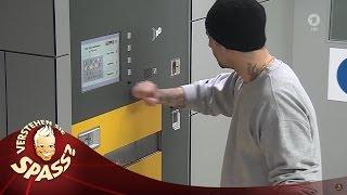 Der Ticketautomat | Verstehen Sie Spaß?