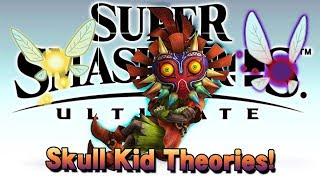 The History of Skull Kid Theories! - Super Smash Bros. Ultimate!