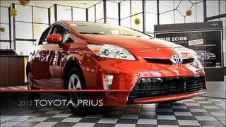 Overview of the 2012 Toyota Prius