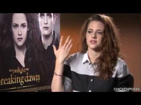 Cute and funny moments with Kristen Stewart! (PART 40)