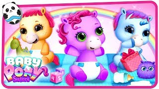Baby Pony Sisters - Fun Virtual Pet Care, Horse Nanny & Dress Up Games for Kids and Children
