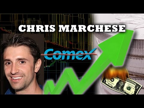 Deutsche Bank Admitting Silver & Gold Rigging is NOT Significant - Chris Marchese, The Morgan Report
