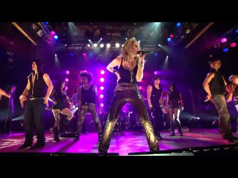Miley Cyrus - Robot Live