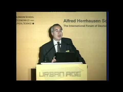 Urban Age Mumbai'07: #29 Nicholas Stern Climate Change, Risk and Urbanisation