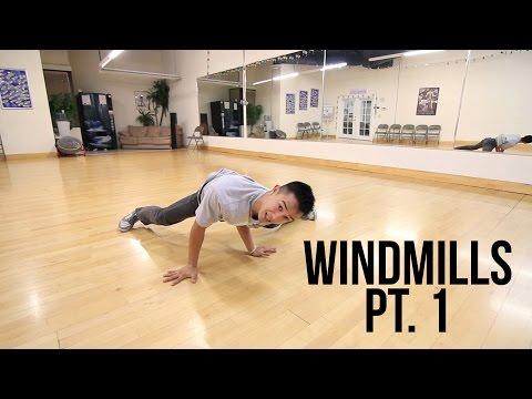 How To Breakdance | Beginner Windmills Pt. 1 | Power Move Basics video