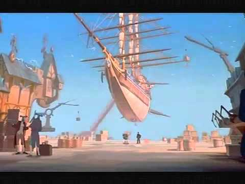 Treasure planet - trailer HD HQ