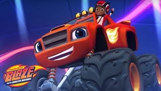 Blaze and the Monster Machines | Official Theme Song | Nick Jr.