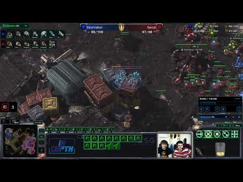 IN-DEPTH Ep. #3 w/Artosis + NoRegreT - INnoVation vs Serral + a Deep-Dive on Patience