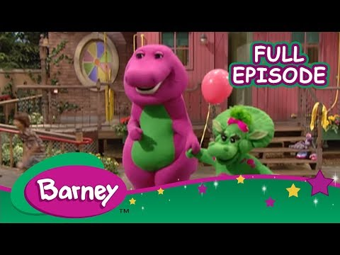 Barney - Six Full Episodes Compilation