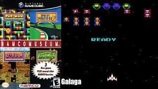 NAMCO MUSEUM: GALAGA | Nuclear Biohazard Gaming