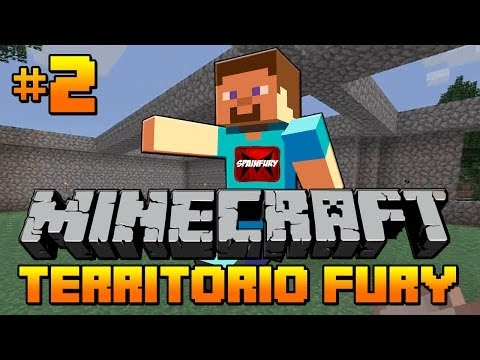 DE PROFESION ARQUITECTO #TERRITORIOFURY MINECRAFT PS3 EPISODIO 2