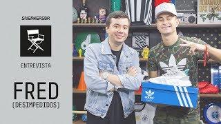 SneakersBR Entrevista: Fred (Desimpedidos) - Oferecido Por Adidas EQT