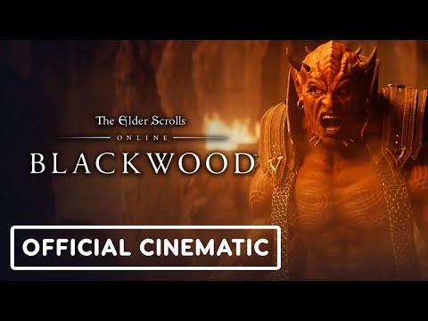 The Elder Scrolls Online: Blackwood - Official Cinematic Launch Trailer