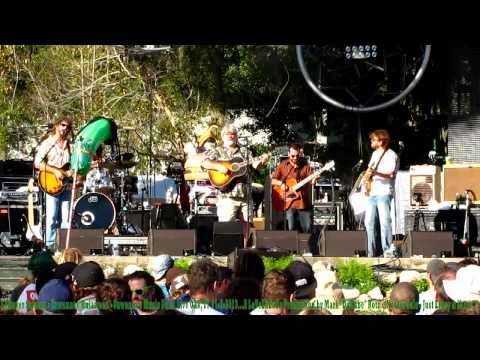 Leftover Salmon HD video - Suwannee Hulaween - Suwannee Music Park  Live Oak, Fl  11- 2- 2013