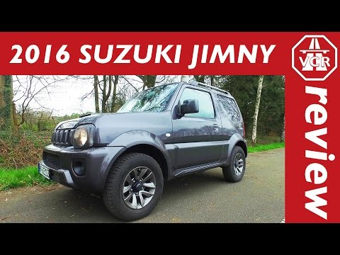 2016 Suzuki Jimny Ranger - In-Depth Review. Full Test. Test Drive