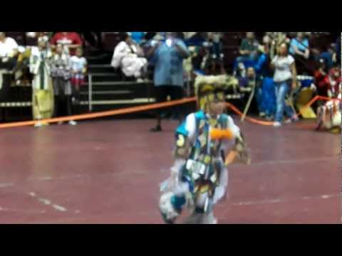 Junior Boys Grass Catawba Pow Wow 2012