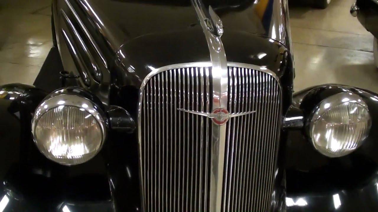 1936 chevrolet two door sedan black low mileage original for 1936 chevrolet 4 door sedan