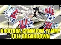 Bleach Brave Souls (NEWS): GRIMMJOW, NNOITORA, and YAMMY full stats and abilities