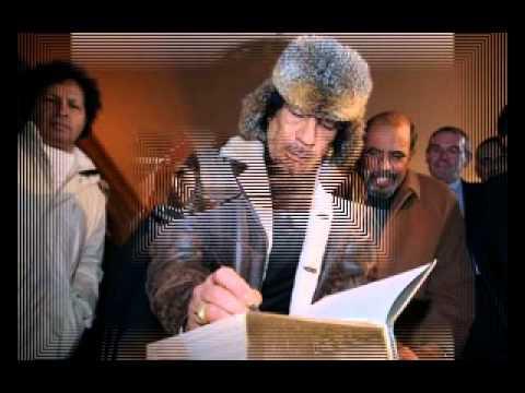 Каддафи настоящий полковник