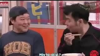 [Ham Vui]Clip hài bựa Nhật Bản: Hot girl bán mỳ