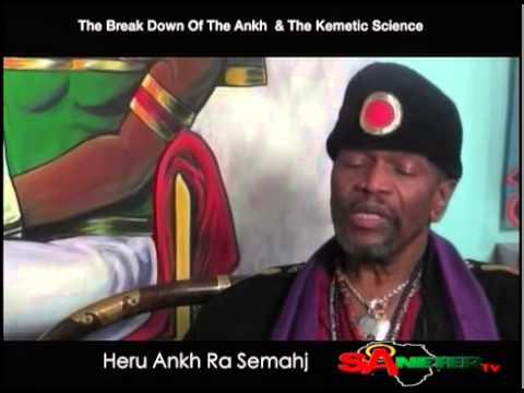 Ra Semahj Understanding The Ankh  The Science Of KemetMa'at