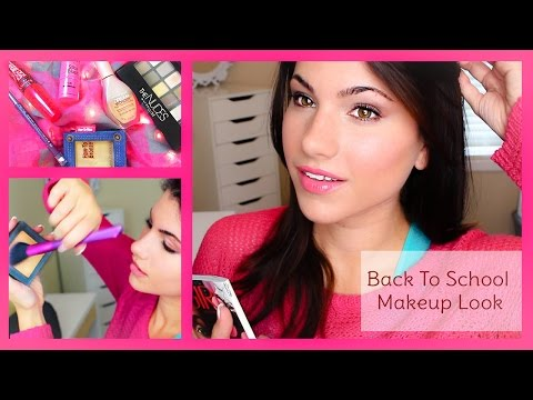 Back To School Drugstore Makeup Tutorial!