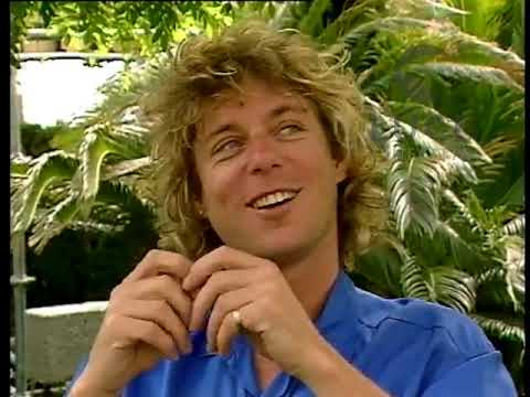 Russell Mulcahy Interview In ITALY, About HIGHLANDER Movie (1986) Part.1