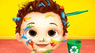 Sweet Baby Girl Daycare 5 - Newborn Nanny Helper - Fun Newborn Baby Care Kids Game