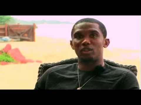 Interview de Samuel Eto'o