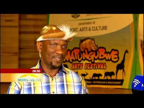 Mabakane Mangena on Mapungubwe Arts and Heritage Festival