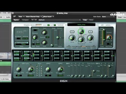 Logic Pro Tutorial: Playing Melodies w/ Vocal Samples