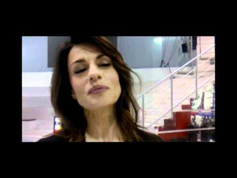 Rossella Brescia si prepara per Uman Take Control