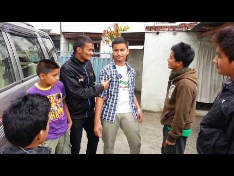 Nepali Short Film : Crows Zero 3 Parody - Part Iv video