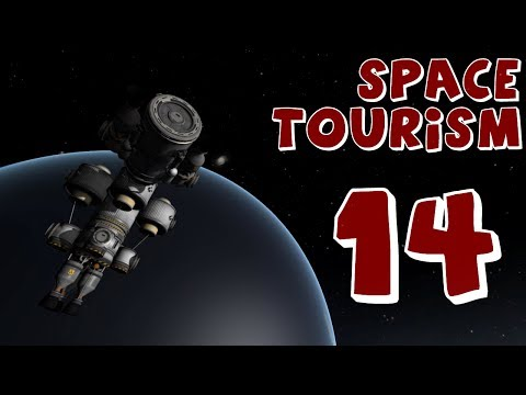 Space Tourism - Episode 14 (Kerbal Space Program)