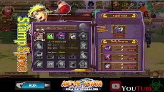 Anime Ninja/Ninja World (24 Million BP)