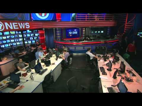 WSVN - 7 News Plex Jib Pan 1/29/13